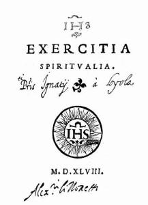 Duhovne vježbe